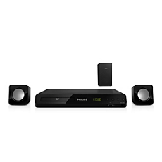 HTD3200/12 -    2.1Home Entertainment-System mit DVD-Wiedergabe
