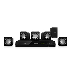HTD3500K/98  5.1 Home theater