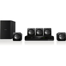 HTD3509/94  5.1 DVD Home theater
