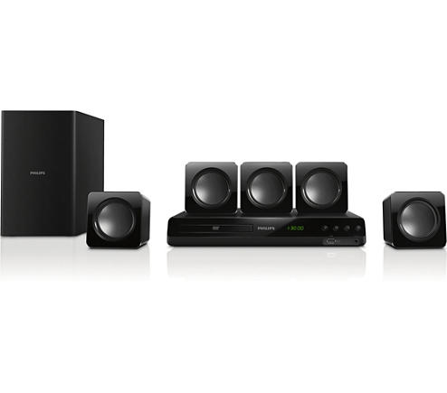 6048101bf 5.1 DVD Home theater HTD3509 94
