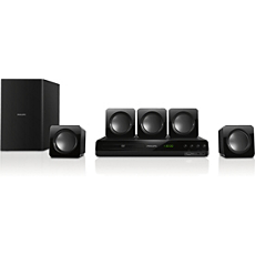 HTD3509/98  5.1 DVD Home theater