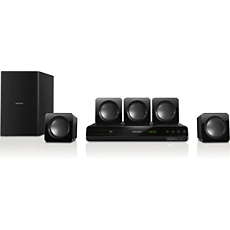 HTD3510/79  5.1 DVD Home theater
