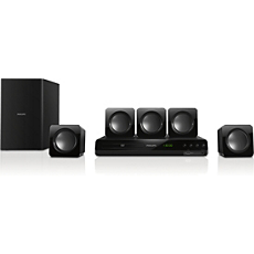 HTD3514/F7  5.1 DVD Home theater