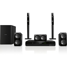 HTD3540/98  5.1 Home theater