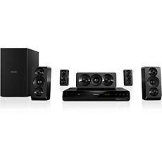 HTD5510/12 -    5.1 Home Entertainment-System