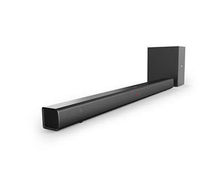 Vylepšete zvuk svého televizoru