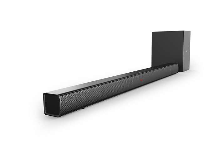 Sonido potente para tu televisor