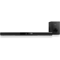 HTL2153B/12 -    SoundBar-Lautsprecher