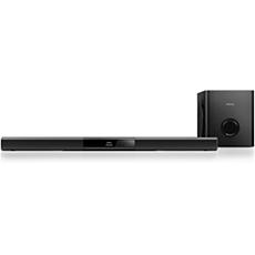 HTL3140B/12  SoundBar-Lautsprecher
