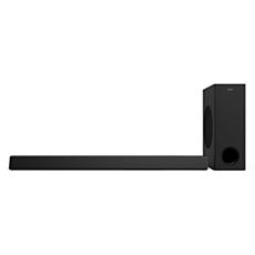 HTL3320/10 -    SoundBar-luidspreker