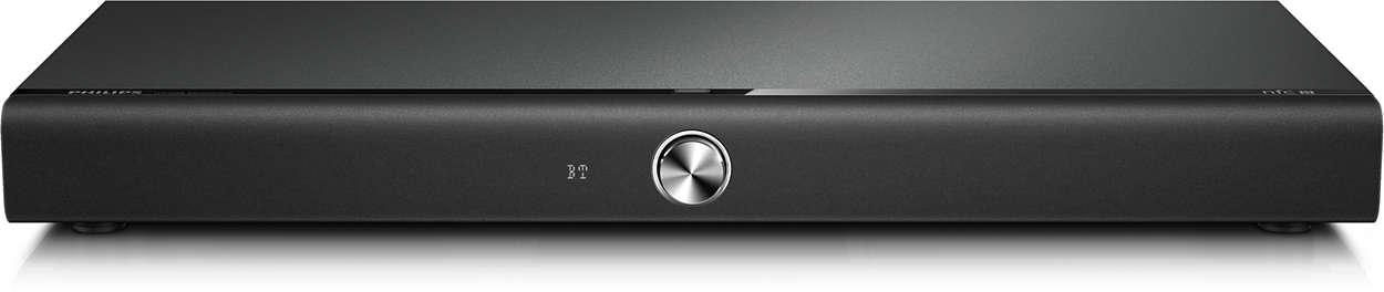 Sonido potente que mejora cualquier televisor
