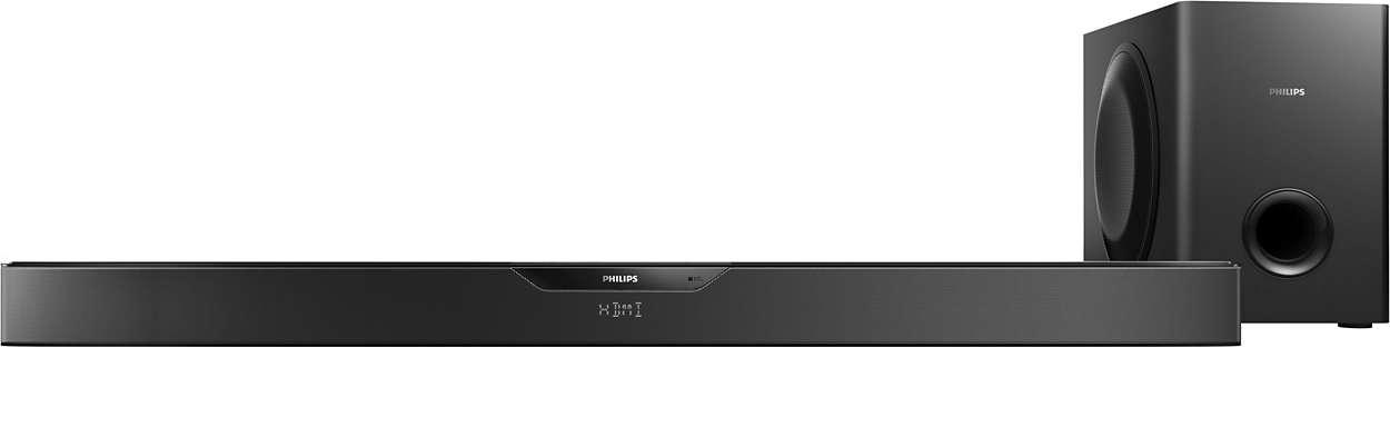 soundbar speaker htl6140b 12 philips