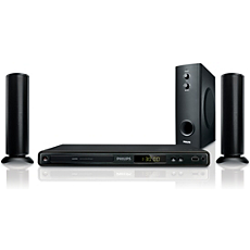 HTP3560K/98 -    DVD home theater player