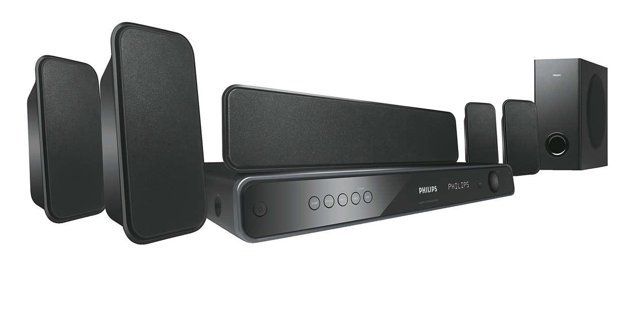 Amplifica e semplifica il tuo sistema Home Entertainment
