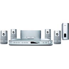 HTR5000/98  Digital AV receiver system