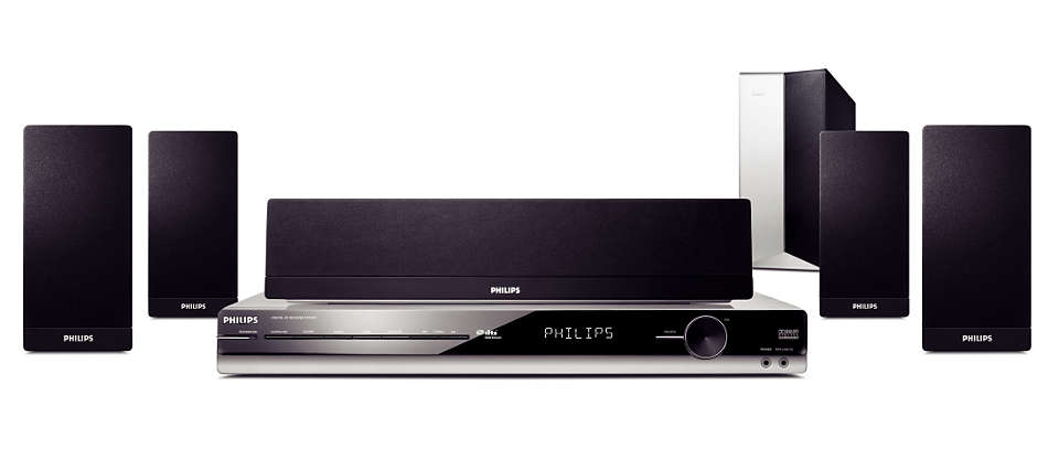 Amplify and simplify your home entertainment