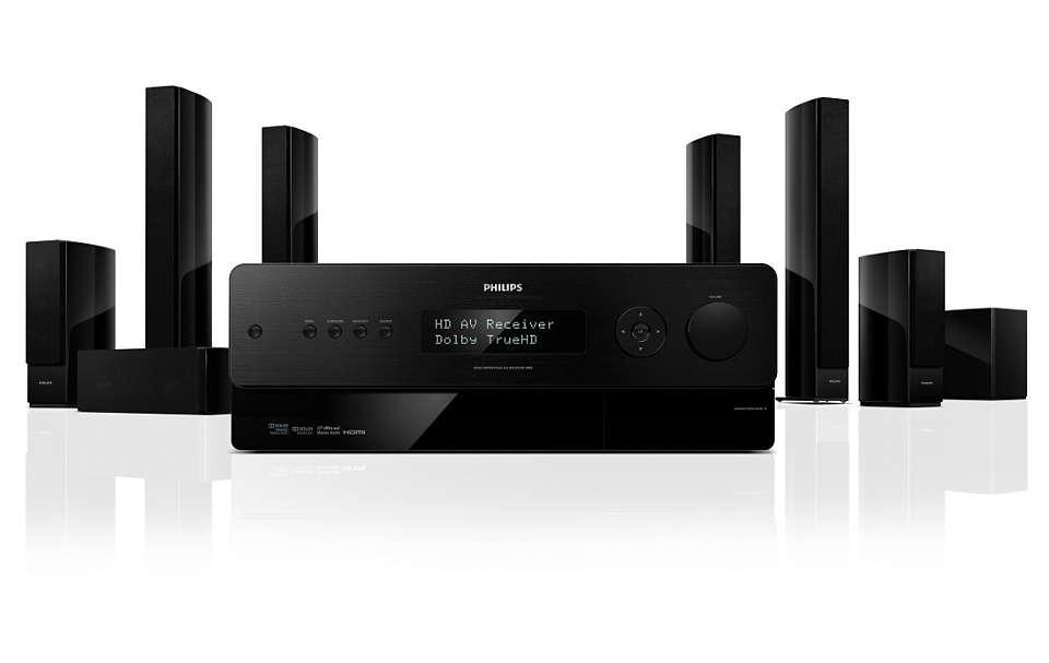 Audio surround senza compromessi