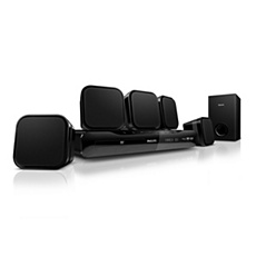 HTS2500/05 -   Immersive Sound Home theatre