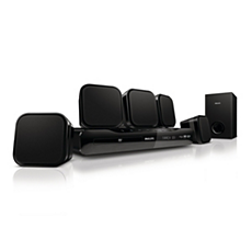 HTS2500/12 -   Immersive Sound Home Entertainment-System