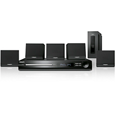 HTS3011/37  DVD home theater system