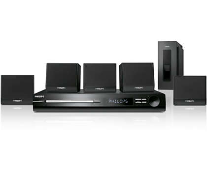 Powerful home theater