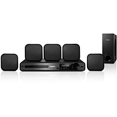 HTS3020/12 -    5.1 Home Entertainment-System