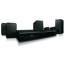 HTS3051BV/F7 -    5.1 Home theater