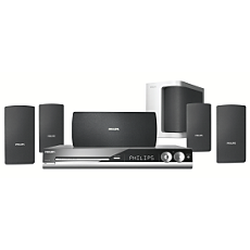 HTS3105/98 -    DVD home theater system
