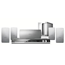HTS3107/55  sistema de Home Theater DVD