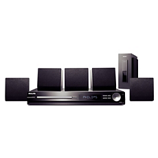 HTS3151D/37 -    DVD home theatre system