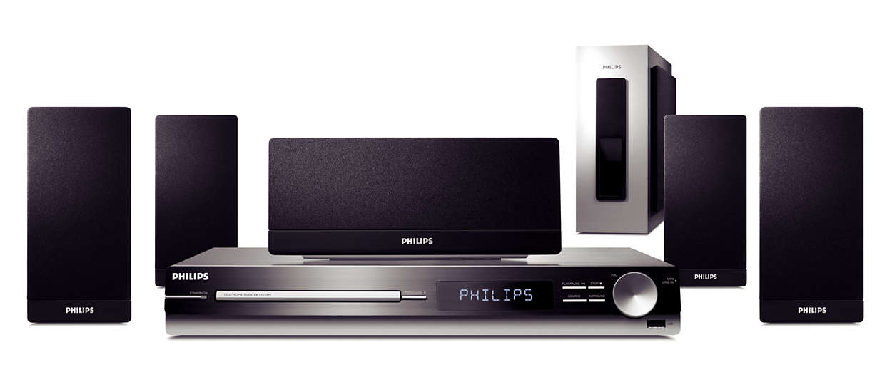 Home Cinema Philips Hts
