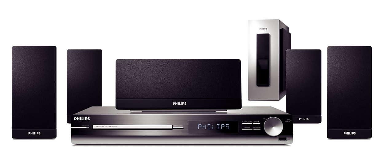 Home Cinema   Philips Hts