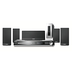 HTS3155/78  Home Theater com DVD