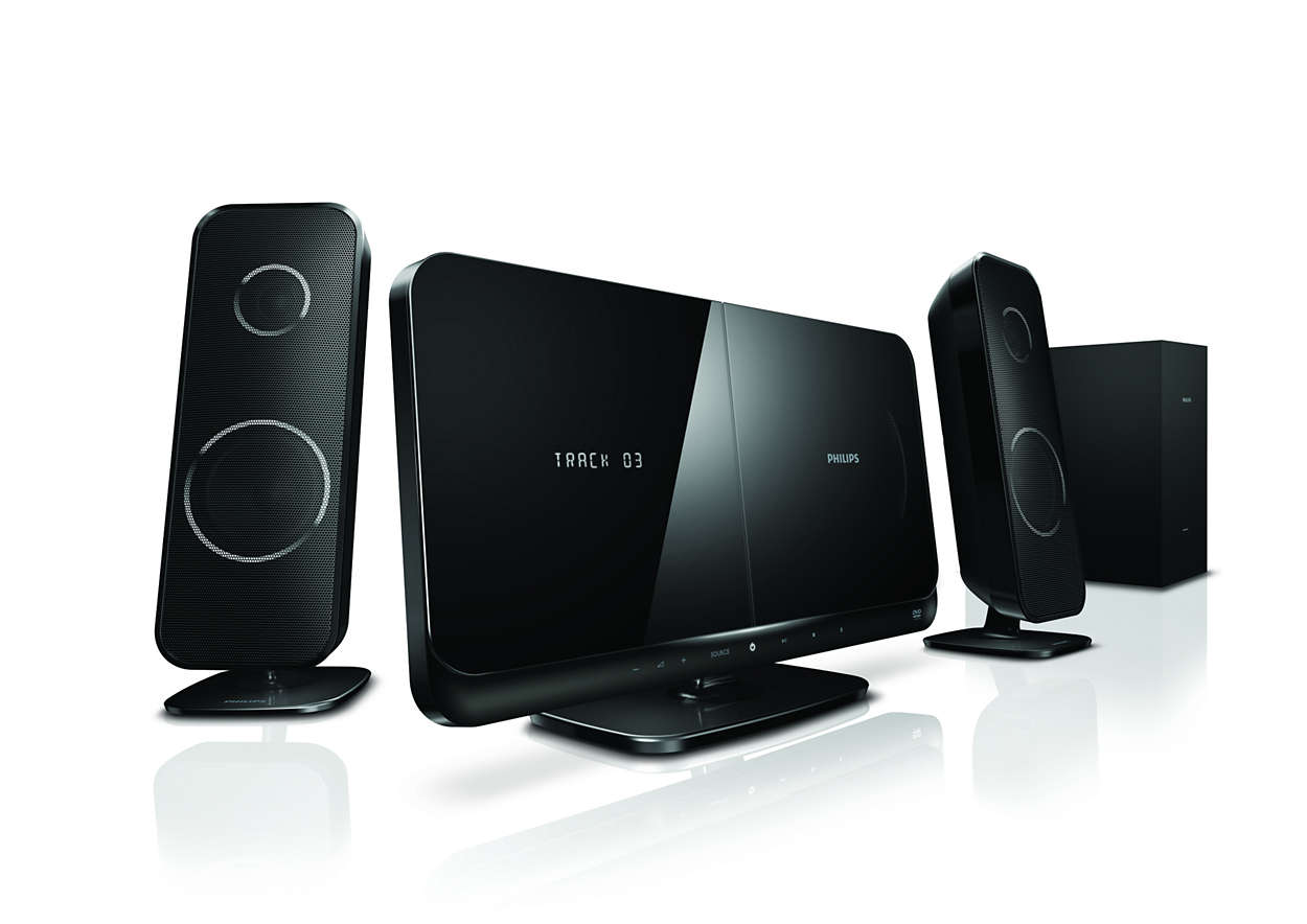 2 1 Home theater