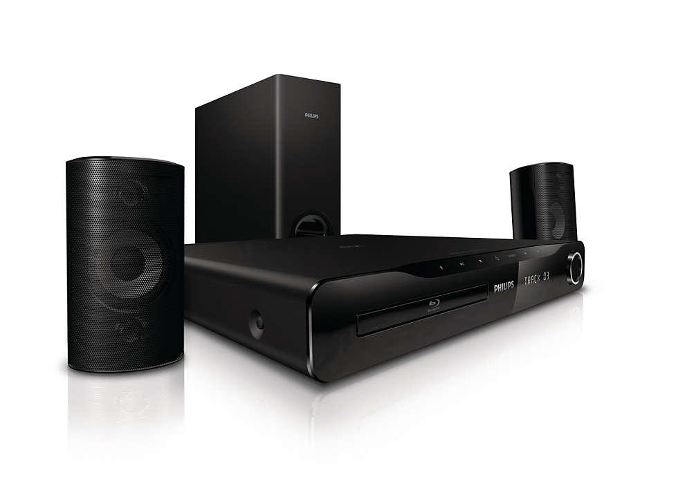 Helder geluid voor films en muziek