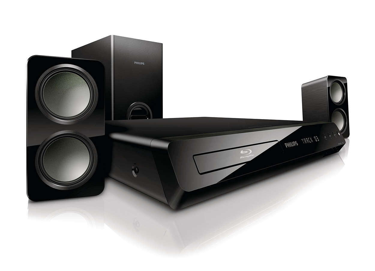 Kompakt Hoparlörlerden Çıkan Güçlü Surround Ses