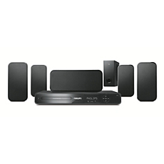 HTS3264D/37  DVD home theater system