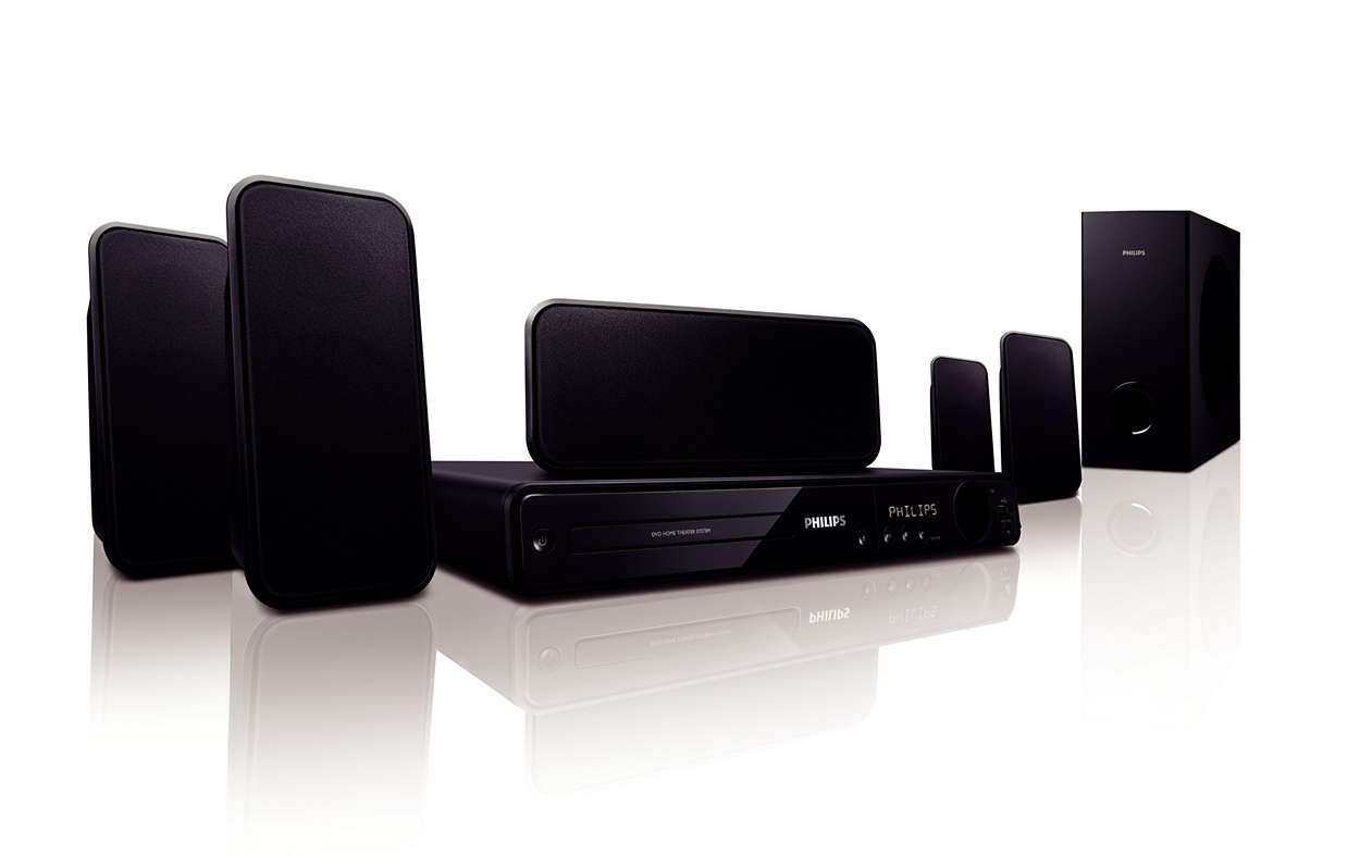 Neuvěřitelně prostorový a dokonale čistý zvuk