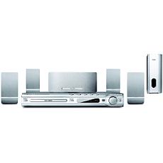 HTS3300/55  Sistema de Home Theater con DVD