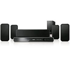 HTS3365/55  Sistema de Home Theater con DVD