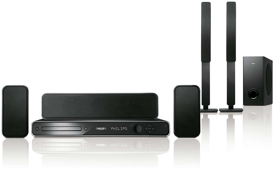 High definition video and surround sound