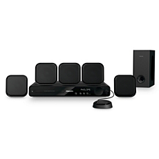 HTS3371D/F7  5.1 Home theater