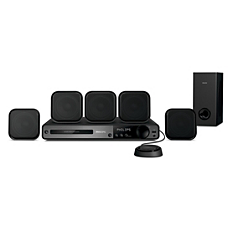 HTS3372D/F7 -    DVD home theater system