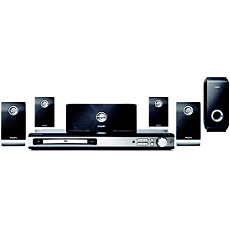 HTS3400/37  DVD home theater system