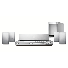 HTS3440/37  DVD home theater system