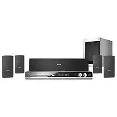 HTS3450/37  DVD home theater system