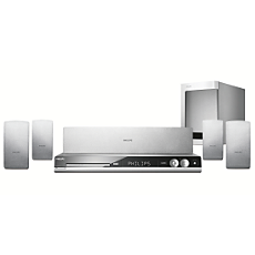 HTS3450/78  Home Theater com DVD