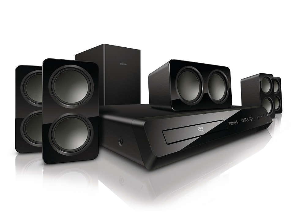 Güçlü Surround Ses