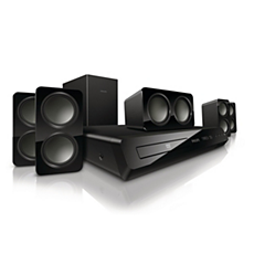 HTS3531/98  5.1 Home theater