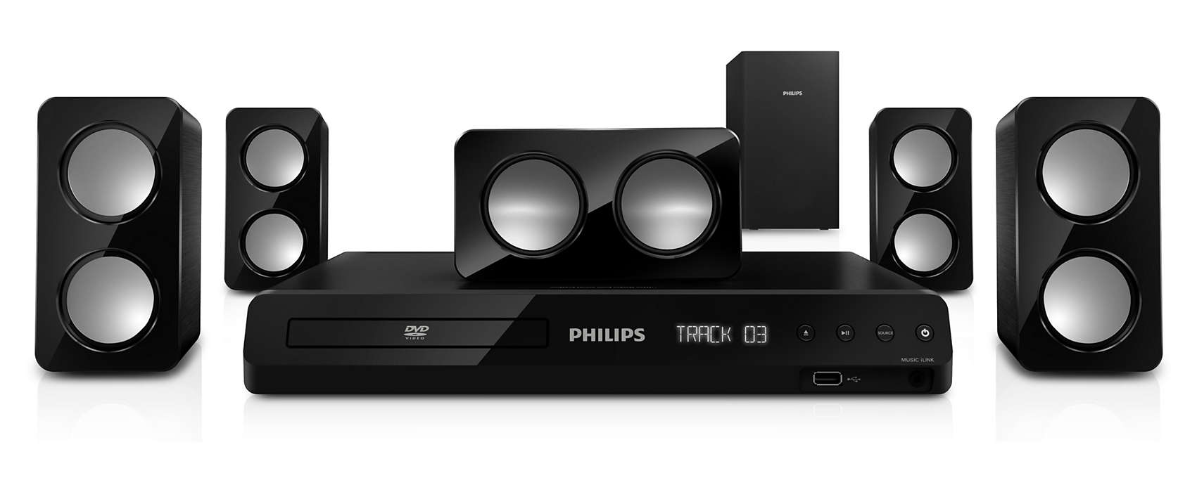 39b8af556 Immersive Sound Home theater HTS3532BL 94